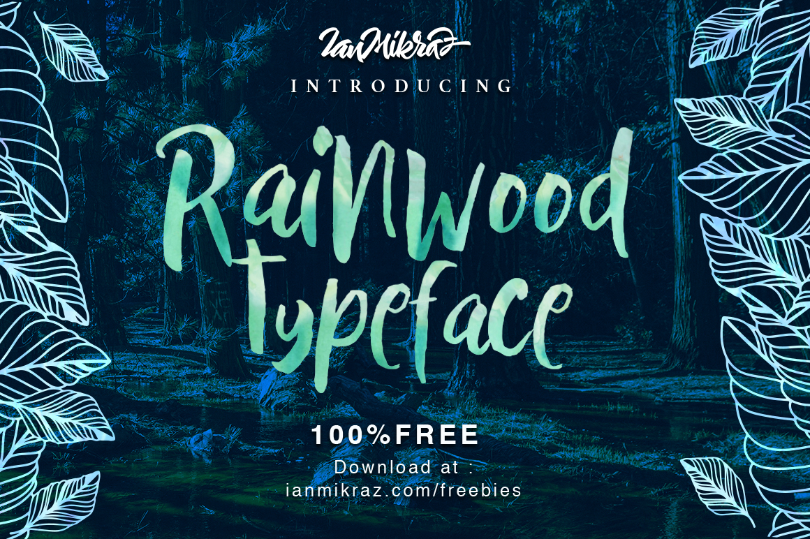 Free Font Typeface