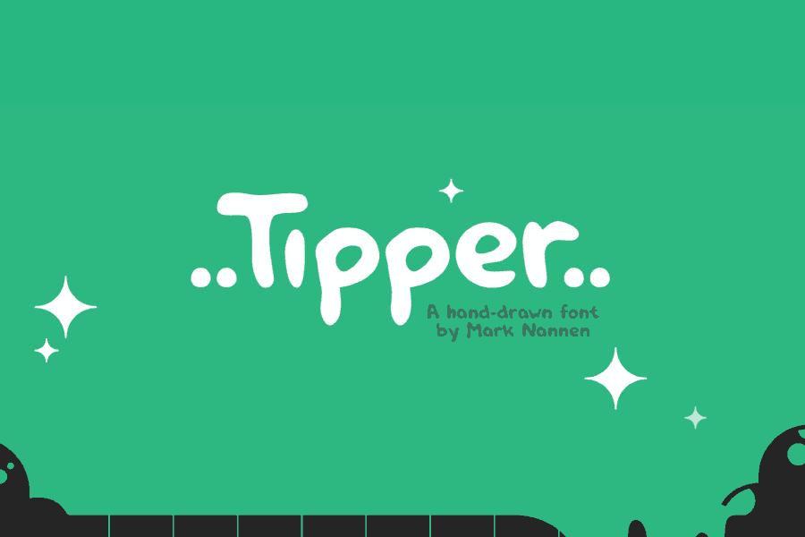 Free Playful Typeface